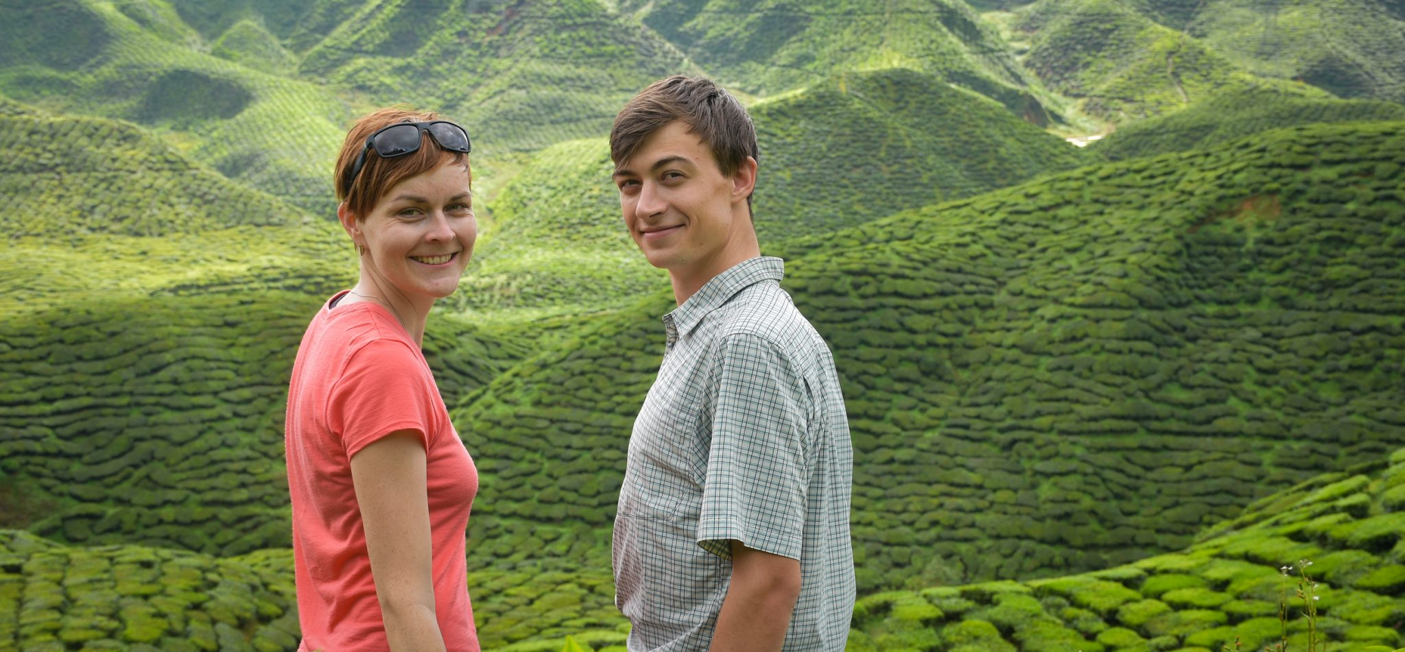 Pavel a Pavla Cameron Highlands