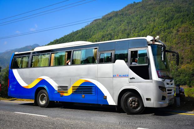 Swiss Travel autobus