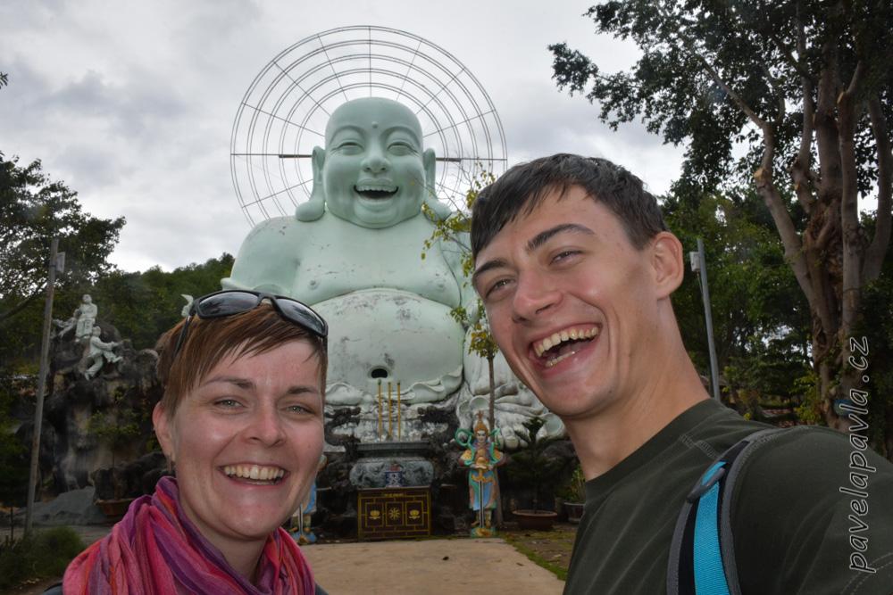 Dalat Happy Buddha